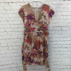 Darling Dress Size XS Floral Print